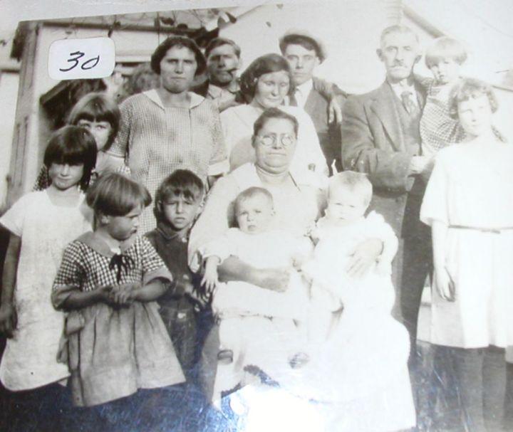 Arthur Belknap Family