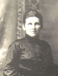 Mary Thompson Wilson