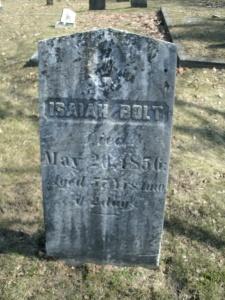Isaiah Bolt