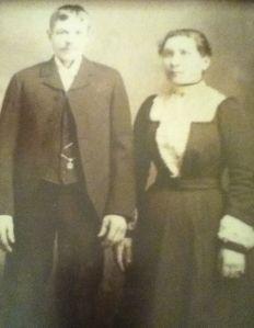 Erik and Johanna Eklund