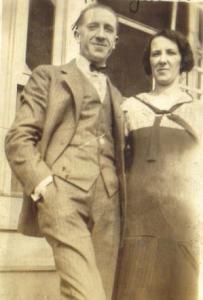 Alfred and Mae