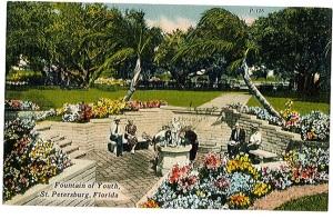 Fountain of Youth, Saint Petersburg, Florida