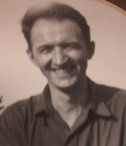 1905-1955 - this is the only picture I've ever seen my grandfather smile!