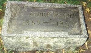 arthur_grave_1955