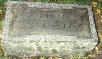 He is buried in Wauseon Cemetery in Wauseon, Ohio next to his wife.