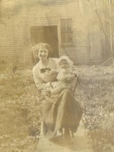 Mae and Helen, c1913