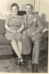 Mae and Alfred, c1950s