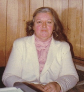 Auntie, about 1985
