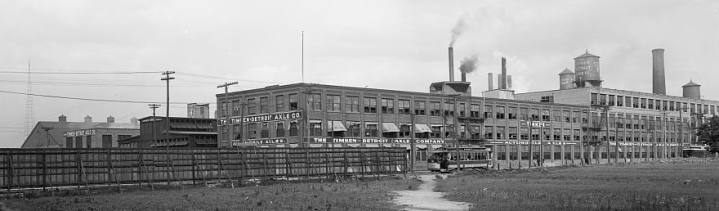 36 Timken-Detroit Axle Company – Family History and Other