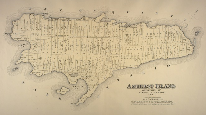 amherst_island_1878_map
