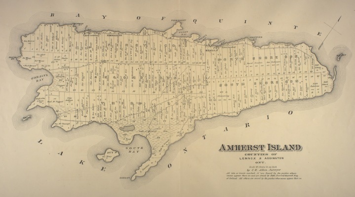 amherst_island_1878_map